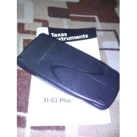 Calculadora Grafica Texas Instruments Ti-83 Plus