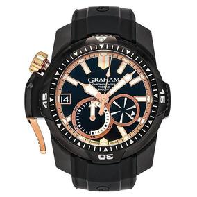 87e9cc47f1b Relogio Graham Chronofigther Replica Perfeita - Relógios no Mercado ...