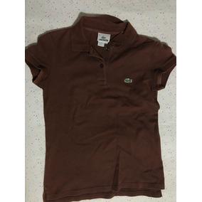 Lacoste Usada - Camisetas e Blusas para Feminino, Usado no Mercado ... cff36ed00e