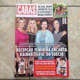 Revista Caras 1223 14/04/2017 Marcela Temer Bruna Linzmeyer