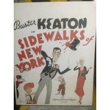 Poster De La Película: Sidewalks Of New York