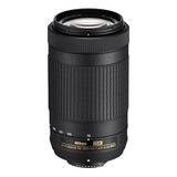 Lente Nikon Af-p 70-300mm Dx F/4.5-6.3g / Compatible Con: