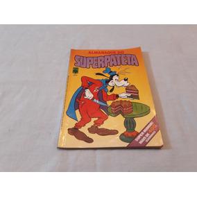Gibi Almanaque Do Superpateta Nº 01 - Setembro 1981