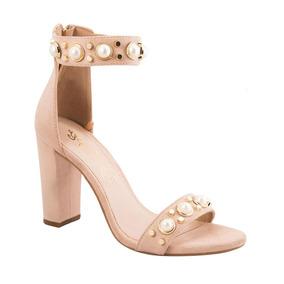 7aec47c3e7f Sandalia Vestir Yaeli Fashion 0143 Dama Beige Vmj Mujer - Zapatos en ...