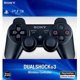 Joystick Mando Ps3 Dualshock3-control Inalámbrico