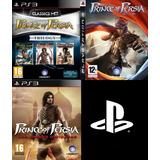 Prince Of Persia Pack - 5 Juegos ~ Ps3 Digital Español