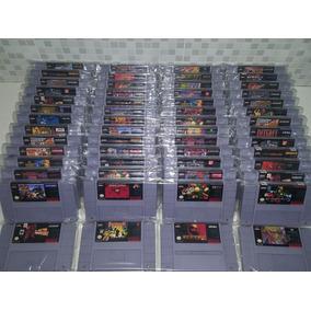 Jogos De Super Nintendo Por 64,99 Cada + Desconto No Frete!!