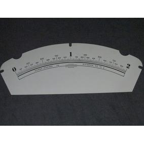 Quadrante Para Balança Filizola 6 Kg Escala 0 - 2 Kg - Novo