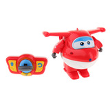 7fd9bbe5880079 Rc Super Wings Figuras De Robot Que Transforman El Juguete