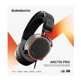 Fone De Ouvido Gamer Steelseries Arctis Pro Stl-61486