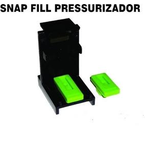 Snap Fill Pressuriza Cartuchos - Hp, Lexmark, Canon