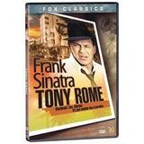 Dvd - Tony Rome - Frank Sinatra, Jill St. John * Lacrado