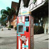 Mais Pipoca Vending Machine Maquina De Pipoca