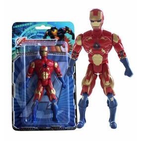 Boneco Articulável 12cm Aventureiros Avengers Sortidos