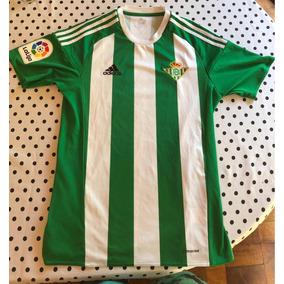 429b1a1d64cba Camiseta Betis Adidas - Camisetas Verde en Mercado Libre Argentina