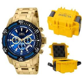 c8699a7224c Relogio Invicta 51 - Relógio Invicta Masculino no Mercado Livre Brasil