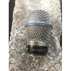Cápsula Original Beta87 Shure Para Microfone Ur2/u2 Top