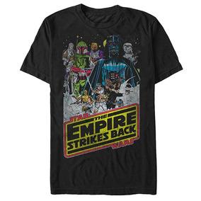Playera Star Wars El Imperio Contrataca Episodio V