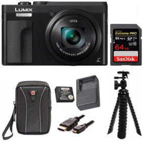 Dc-zs70k Panasonic Lumix 20.3mp, 4 K, 3-inch Táctil Pantall