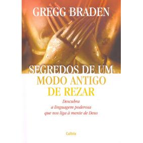 Coleção Gregg Braden (4 Livros+outra Coleção Brinde)