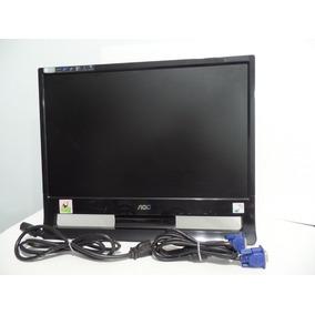 Monitor Computador Pc Lcd 19 Pol. Barato Oferta Seminovo