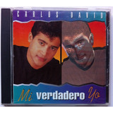 Carlos David. Mi Verdadero Yo. Cd Original, Buen Estado