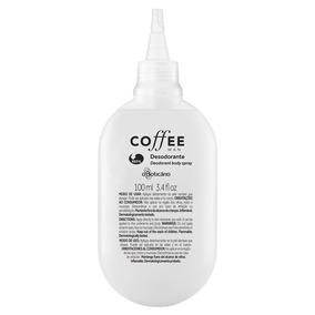 Refil Coffee Man Desodorante Body Spray, 100ml