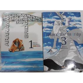 Mangá Arakawa Under The Bridger Vol 1 E 3