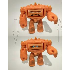 Chunk Toy Story 3 Boneco Raro - 2 Faces*