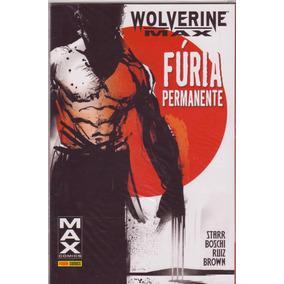 Wolverine Max Furia Permanente Volume Unico
