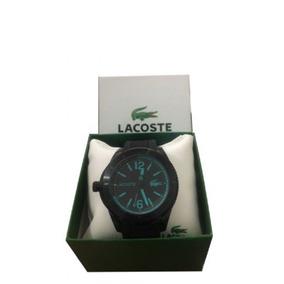 Relógio Lacoste 91021190 Pulseira De Borracha