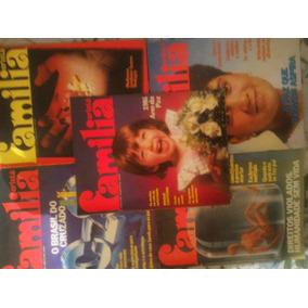 Revistas Família Cristã Antigas