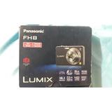 Camara Fotográfica Marca Panasonic Modelo Lumix 16.1 Megapix