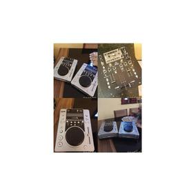 Vendo Cdj 200 Da Lyco Com Mixer Nox De Brinde