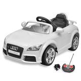 Auto Bateria Electrico Audi Tt Rs Control Fernapet