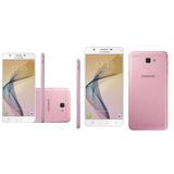 Samsung J5 Prime Duos 32gb Dourado - Novo