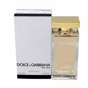 7e1d552f4a5f5 Dolce Gabbana The One Feminino 100ml Original - Perfumes no Mercado ...