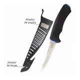 Faca Fileteira Para Pesca Marine Sports Fillet Knife Afiada