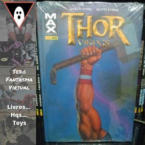 Hq Thor Vikings Marvel Max Nova Lacrada Mxthq