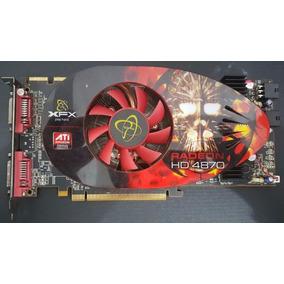 Radeon Hd 4870 (item De Colecionador) N Da Imagem.