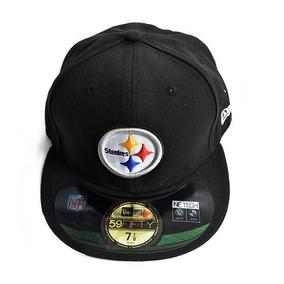 Gorra Steelers 5950 New Era Original 7 1 8 Futbol Americano 6649aa491af