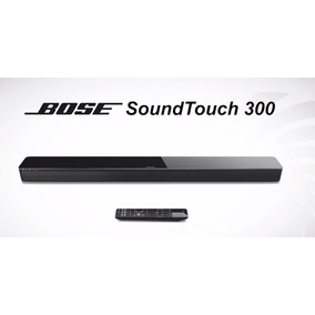 Bose Soundtouch 300 Soundbar Bluetooth Wi-fi Lançamento