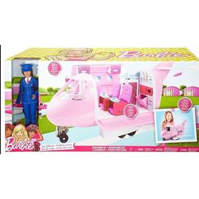 Barbie Avião De Luxo Fnf09 - Mattel - Promoção Limitada