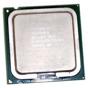 Procesador Intel Celeron D 331 2.66ghz Sock 775 533mhz Sl8h7