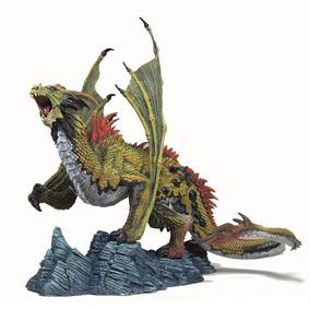 Fire Dragons Series 7 Mcfarlane Dragão Raridade