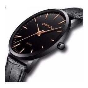 Reloj Negro De Hombre