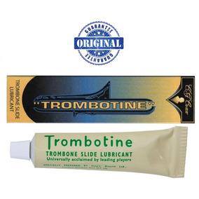 Creme Lubrificante P/ Vara De Trombone - Trombotine 338s