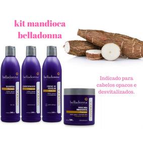 c767061cc9 Kit Aramath Mandioca Barato - Produtos de Cabelo no Mercado Livre Brasil