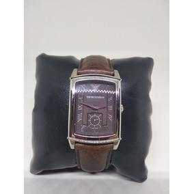 Reloj Emporio Armani Piel Cafe Hombre Ar-0237