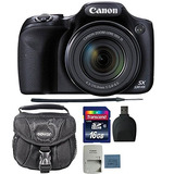 Canon Powershot Sx530 Hs Digital Camera + 16gb Memory Card +